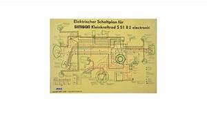 Simson S51 12v Unterbrecher Schaltplan