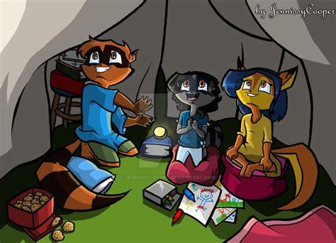 tente 3 chambre evening by jennissycooper on deviantart