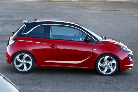 vauxhall adam price opel adam price starts at 11 500 euros autotribute
