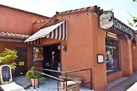 restaurants in garden grove doug s downtown grill garden grove menu prices