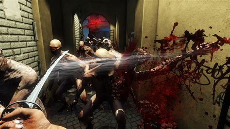 killing floor 2 xbox one release date review killing floor 2 the xbox one x