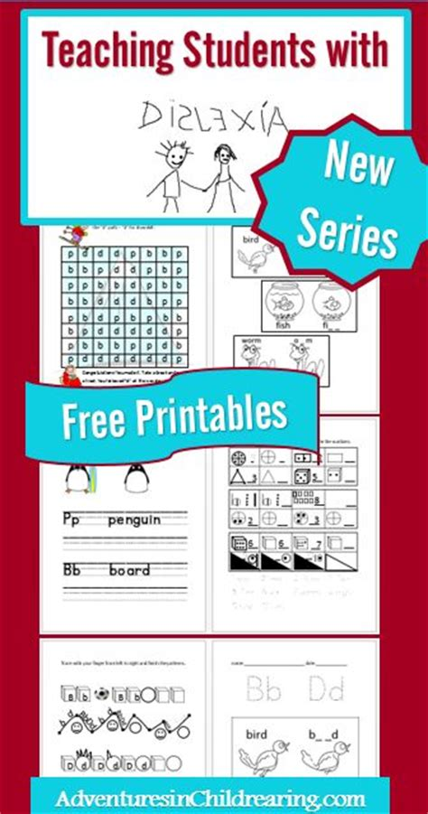 A New Series On Teaching Students With Dyslexia & Free Printables To Get You Started!  # Best