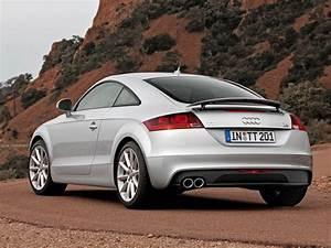 Tt Coupe    8j    Tt    Audi    Database    Carlook