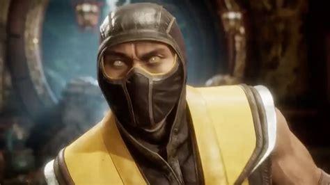 mortal kombat reboot casts  scorpion  shang tsung