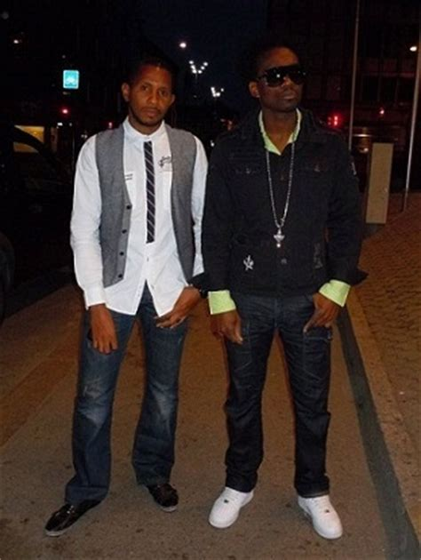 """Busy Signal Splits With Manager Shane Brown """"mi Just Want"""