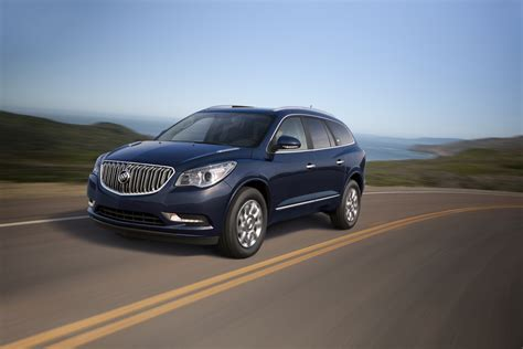 2016 buick enclave gets standard 4g lte connectivity with