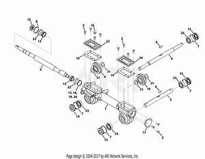 34 Troy Bilt Super Bronco Tiller Parts Diagram