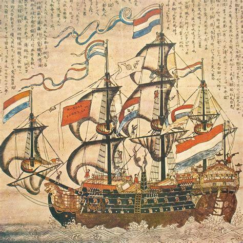 Ferry Voc Batavia by Japanese Of Voc Ship R Thenetherlands