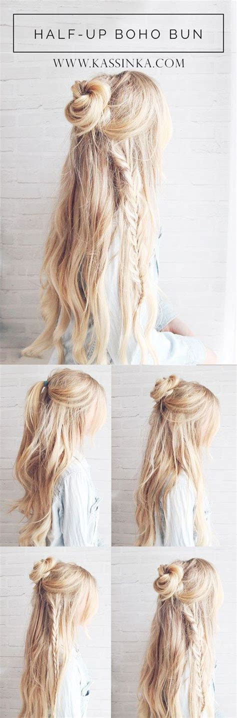 step  step spring hairstyle tutorials  learners
