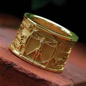 davinci genius ring w6229 stauercom stauer men39s With stauer wedding rings