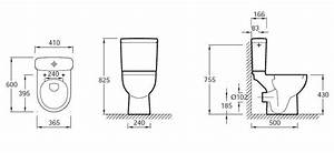 Cuvette Sortie Horizontale : cuvette od on up l 36 5 sortie horizontale blanc jacob ~ Premium-room.com Idées de Décoration