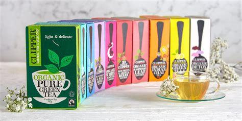 buy clipper teas