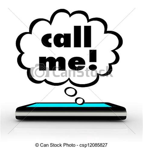 call my cell phone free call me words cell phone telephone royalty free