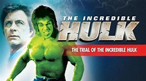 The Trial of the Incredible Hulk (1989) - Bill Bixby ...