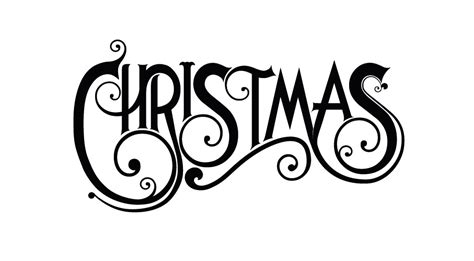christmas typography having some fun with type and tis t flickr