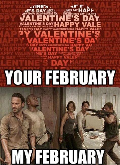 Walking Dead Valentines Day Meme - the walking dead funny valentines day pictures dump a day
