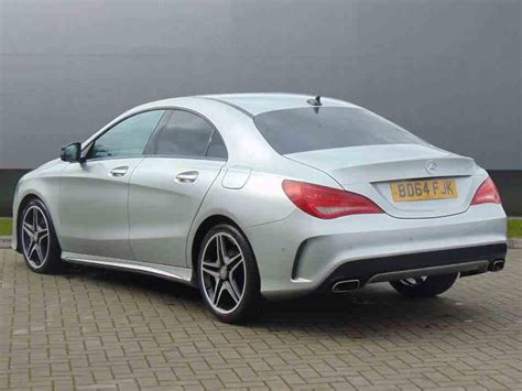 Coupe (c117) cla 220 cdi dct. Used 2014 MERCEDES-BENZ CLA CLASS CLA 220 CDI AMG Sport 4dr Tip Auto for sale in Greater ...