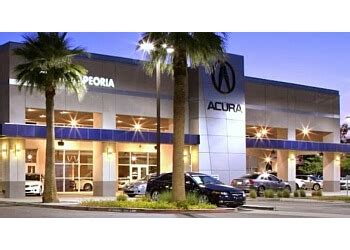 Acura Of Peoria Parts by 3 Best Car Dealerships In Peoria Az Threebestrated