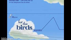 For The Birds Plot Diagram
