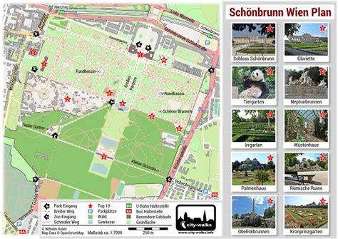 Botanischer Garten Wien Plan by Sch 246 Nbrunn Wien Tipps