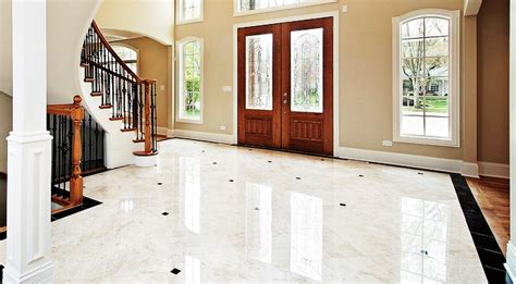 Make your marble floor marvelous with 4 simple cleaning