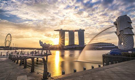 sunrise singapore parks beaches waterfront