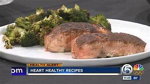 Menus Heart Healthy Recipes From The Foodie Physician