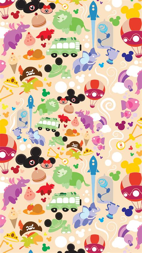 iphoneandroid wallpapers wallpaper types disney parks