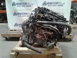 Used Engine Assembly For Sale For A 2010 Nissan Murano