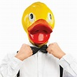 Rubber Ducky Face Duck Mask ~ Latex Halloween Costume ...