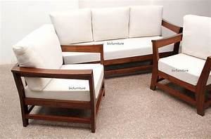 Latest wooden sofa set design pictures ranjana39s thread for Sofa bed and loveseat set