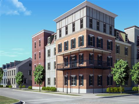 Hri Properties New Orleans Louisiana Select Projects Hri Properties Starts Fourth Phase Of Iberville Housing