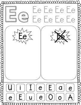 las vocales spanish vowels activities  worksheets tpt
