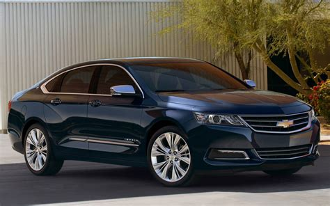 Outgoing Impala To Continue As 2014 Chevrolet Impala