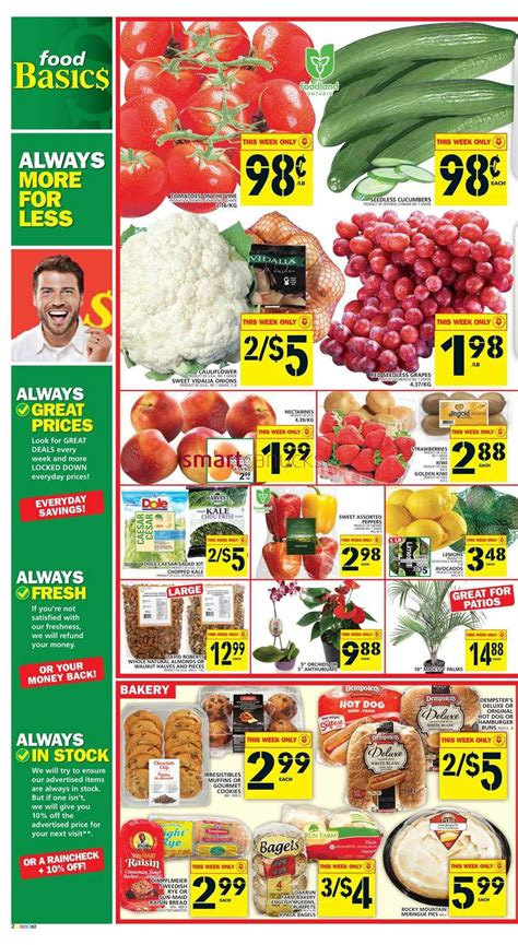 basics of cuisine food basics flyer june 15 to 21 food basics flyer