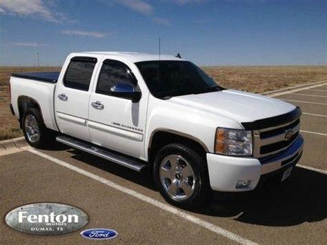 Purchase Used 2011 Chevrolet Silverado Lt Oklahoma Limited