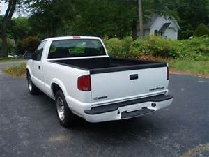 Find Used 2003 Chevrolet S10 Shortbed 2 Wheel Drive 4 Cyl