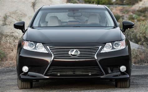 2013 Lexus Es350 Reviews And Rating  Motor Trend