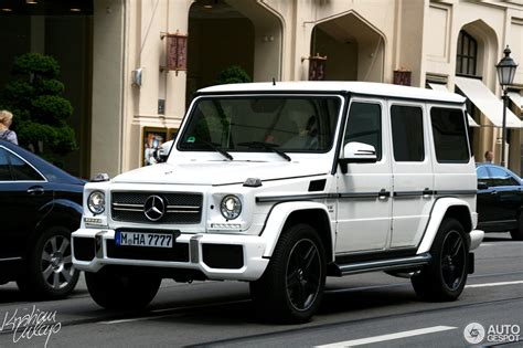 Mersedes G 65 Amg by Mercedes G 65 Amg 22 June 2013 Autogespot