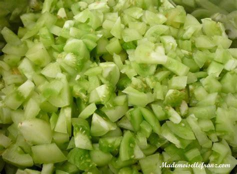 cuisiner les tomates vertes cadeaux culinaires archives page 2 sur 2 mademoiselle franz