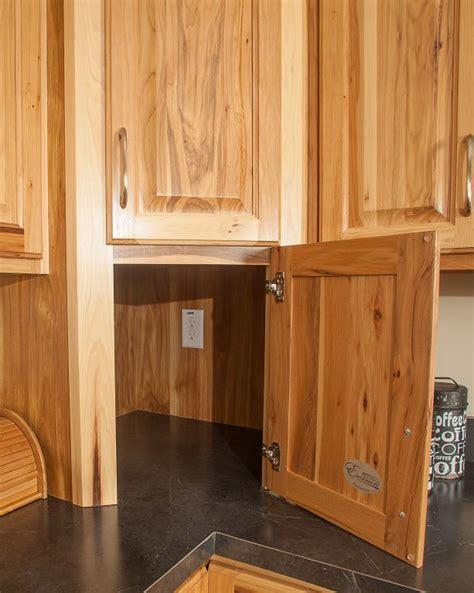 corner kitchen cabinet appliance garage corner appliance garage modular homes by manorwood homes