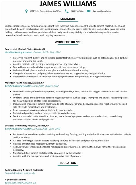 cover letter nursing assistant position tomyumtumweb
