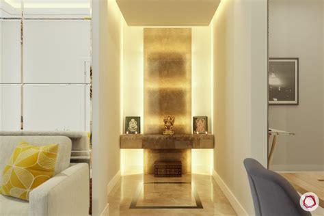 Interior Design For Mandir In Home by 10 Mandir Designs For Contemporary Indian Homes