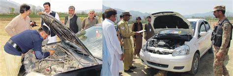 Registration Of Noncustom Paid Vehicles Beings In Swat
