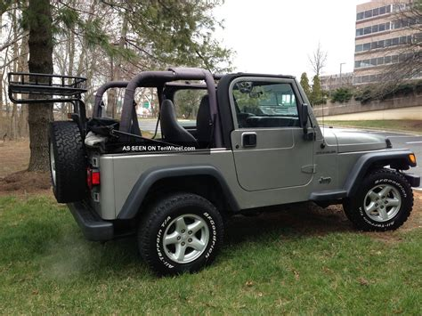 jeep wrangler manual 2002 jeep wrangler se sport manual transmission 4wd va