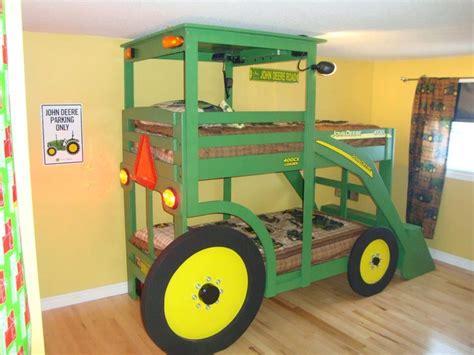 deere tractor bunk bed deere bunk bed kid stuff