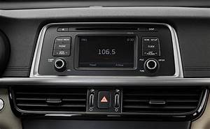 Aftermarket Navigation Radio For Kia K5  Optima 2016