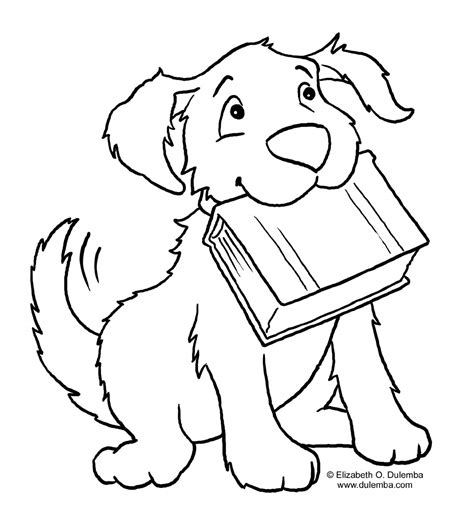 cute dog coloring pages  printable pictures coloring