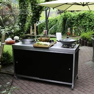 Edelstahl Outdoor Küche : brillant ideen outdoor k che edelstahl und sch ne kuche elegant alle k chen ~ Sanjose-hotels-ca.com Haus und Dekorationen