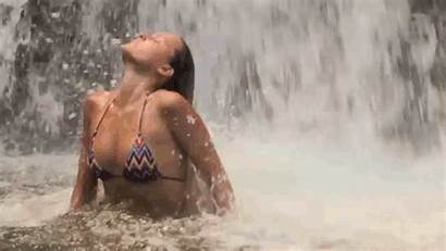 Female Athlete Gifs Gorgeous Sports Blanchard Waterfall